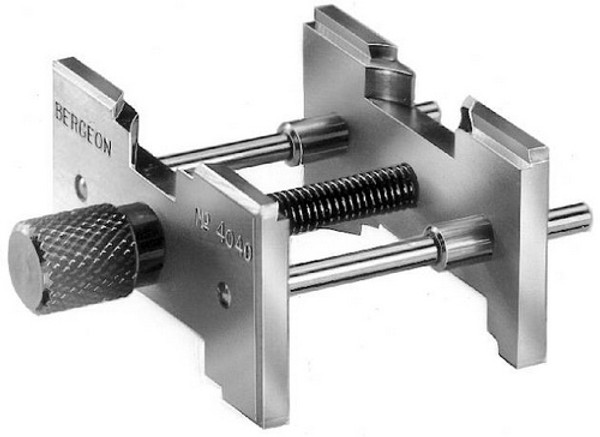 Bergeon 4040 Movement Holder - Gents Size (Steel)