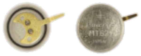 Capacitor, Citizen 295-33 (No Returns)