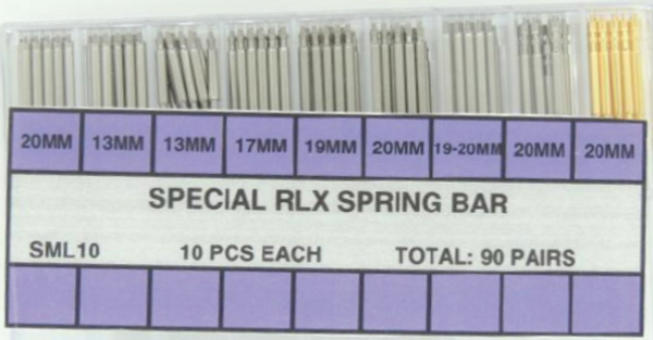 Assortment, Rolex Spring Bars (Generic) SML10