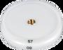 Assortment of 5 Dies, for Tension Ring Glasses (Horotec MSA 06.523)