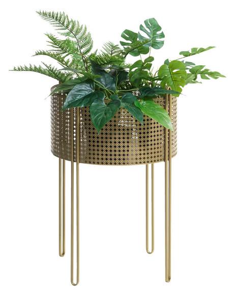 Planter box Guldborg D37 gold