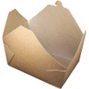 Brown Kraft Take Out Food Container #4