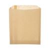 Large Natural Kraft Paper Sandwich Bag