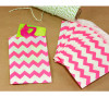 Little Chevron Bags