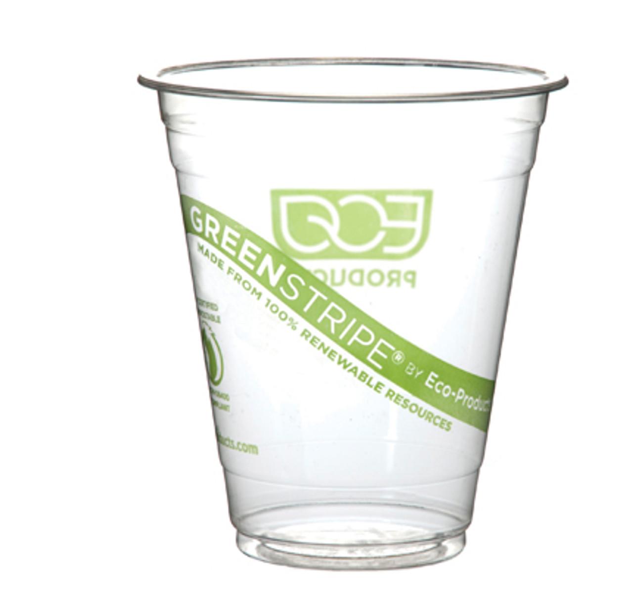 Cold Cups - GreenStripe - 16oz
