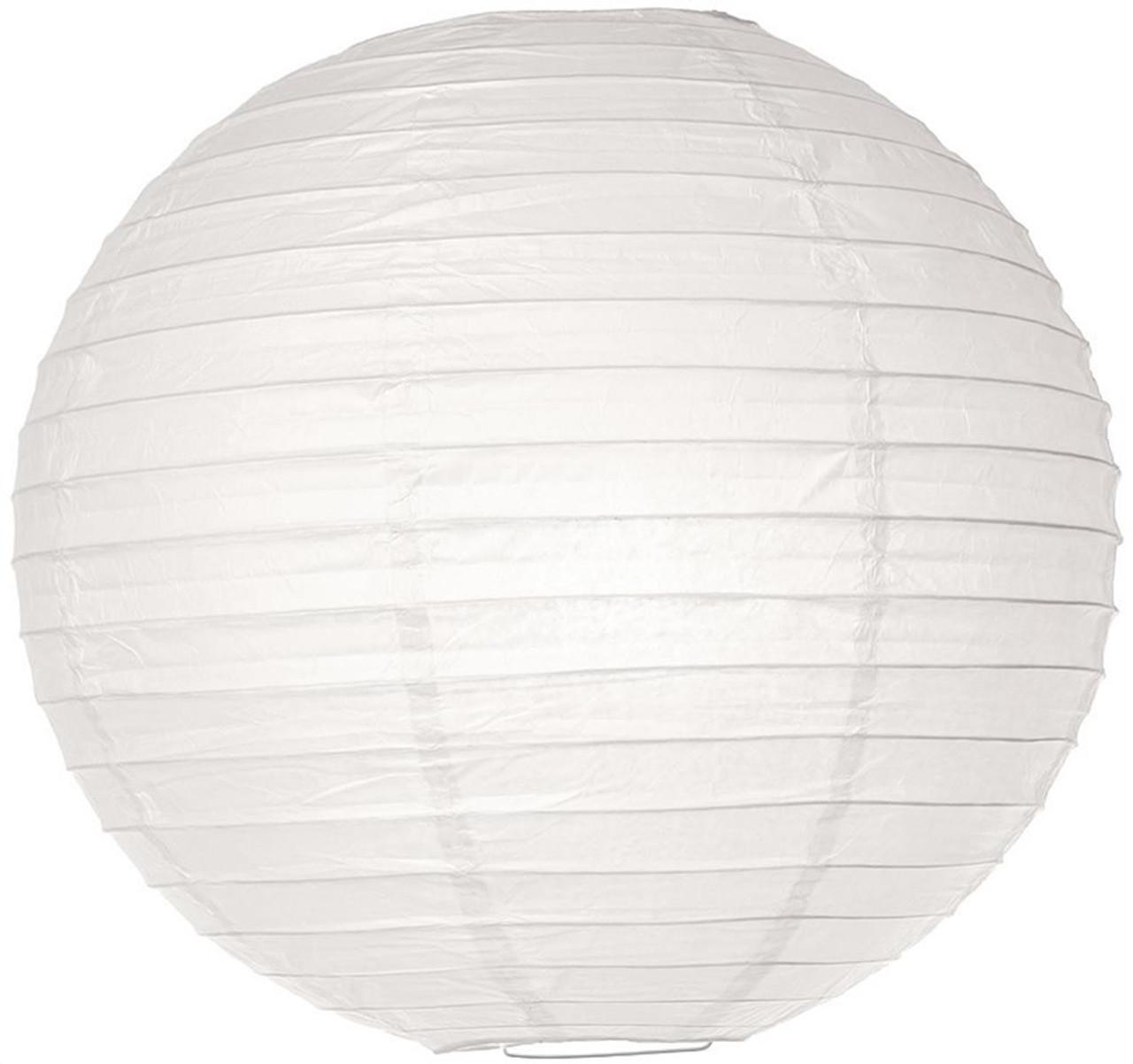 Paper Lantern - White