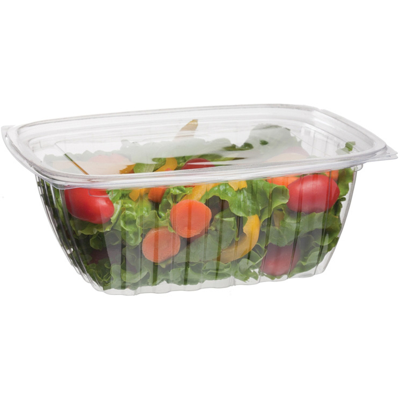 32oz Deli container with flat lid