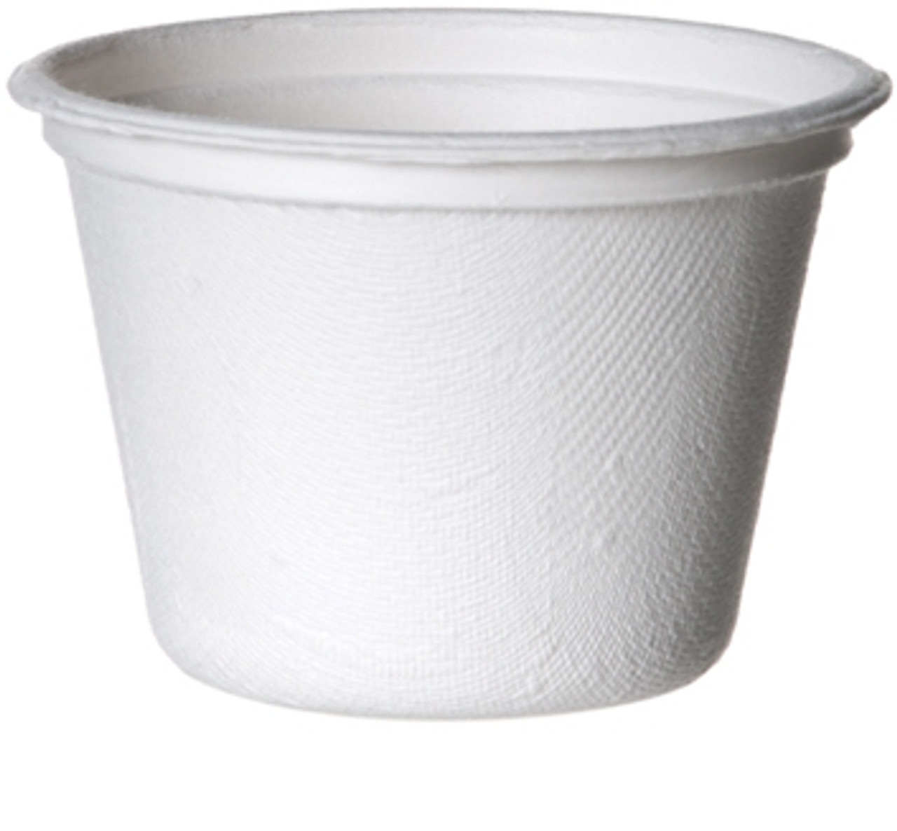 Sugarcane Portion Cup - 4oz