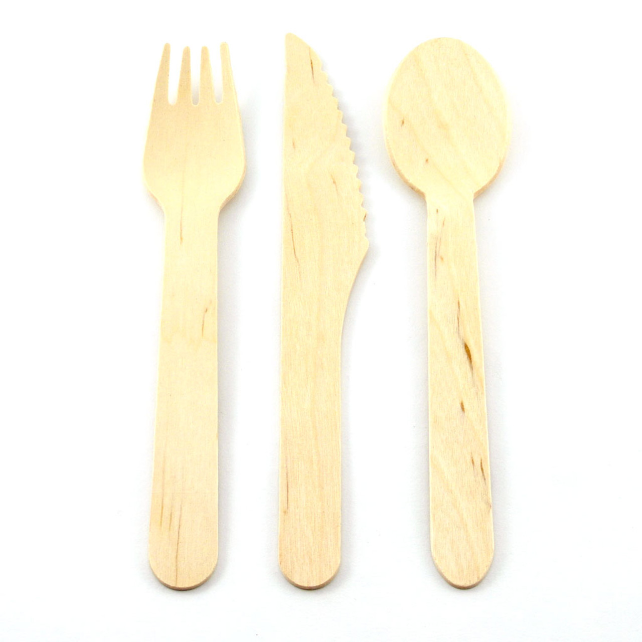 Disposable Wooden Cutlery