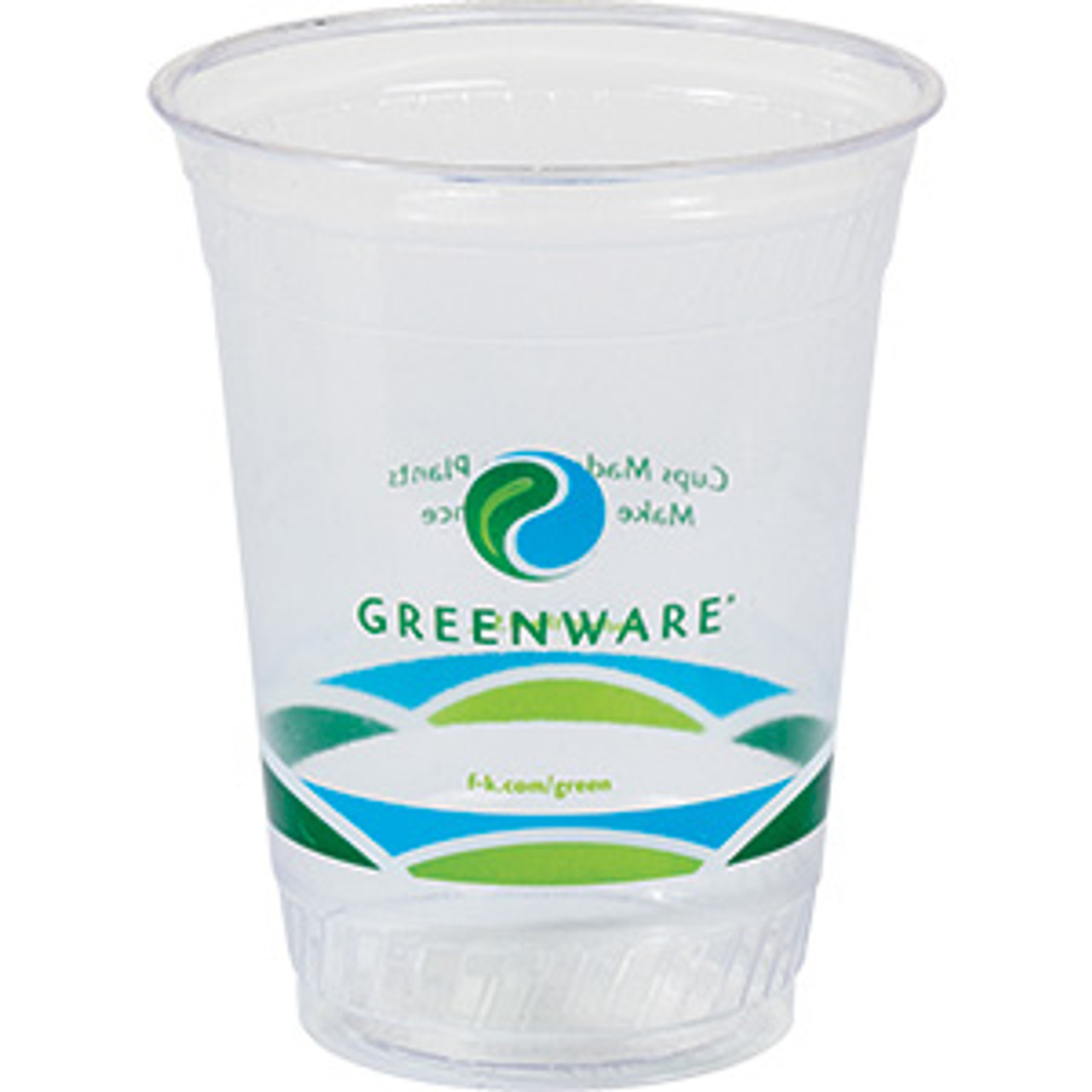 12oz Greenware Cold Cup