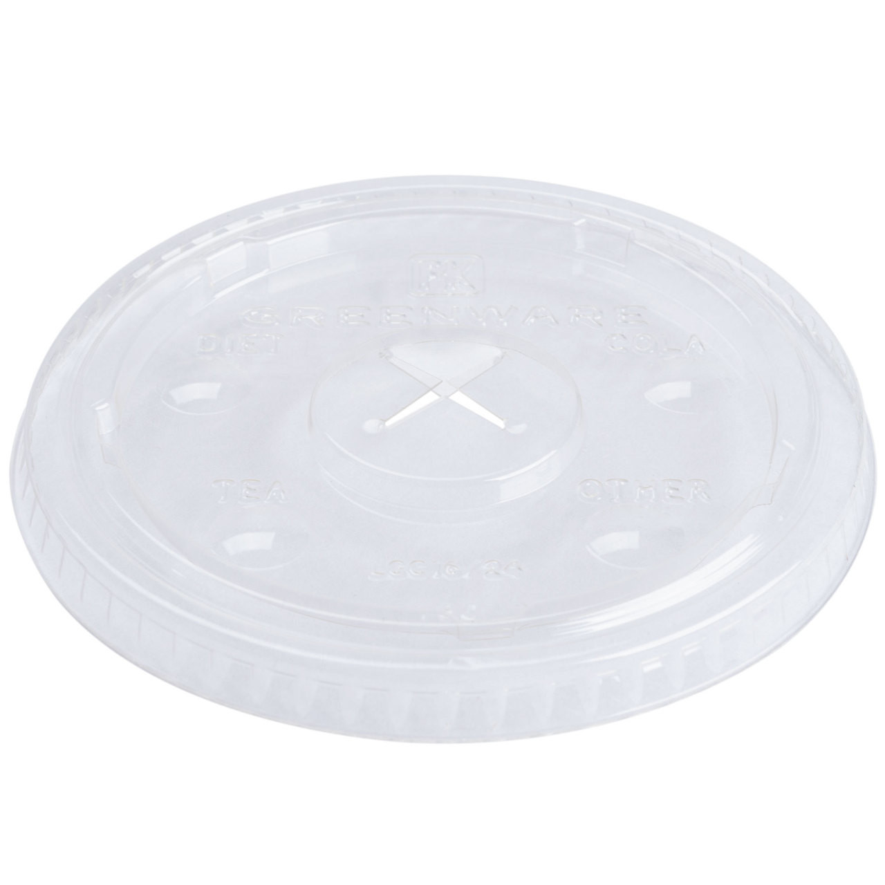Flat Lid for 16pz and 24oz cold cups