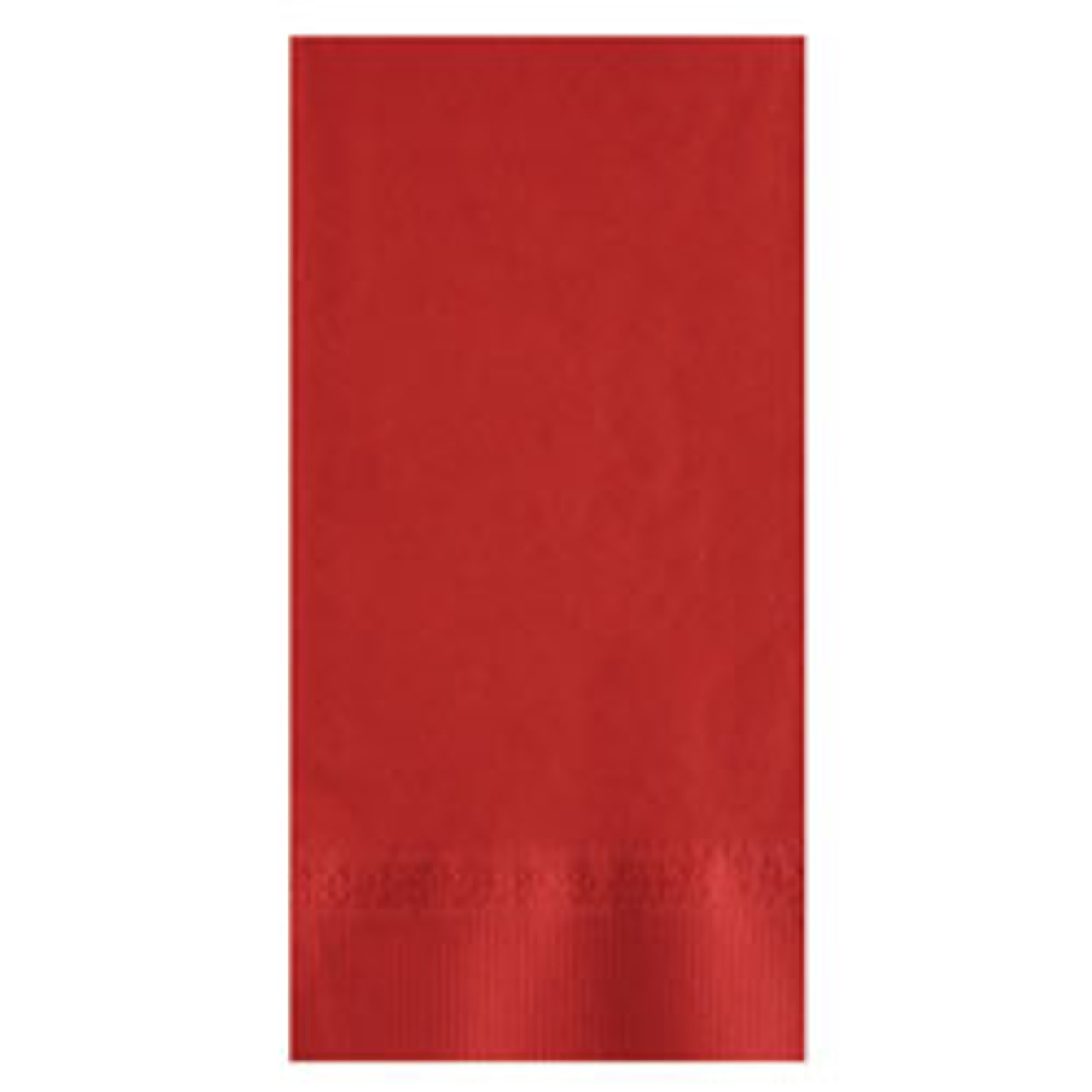 Red Dinner Napkins