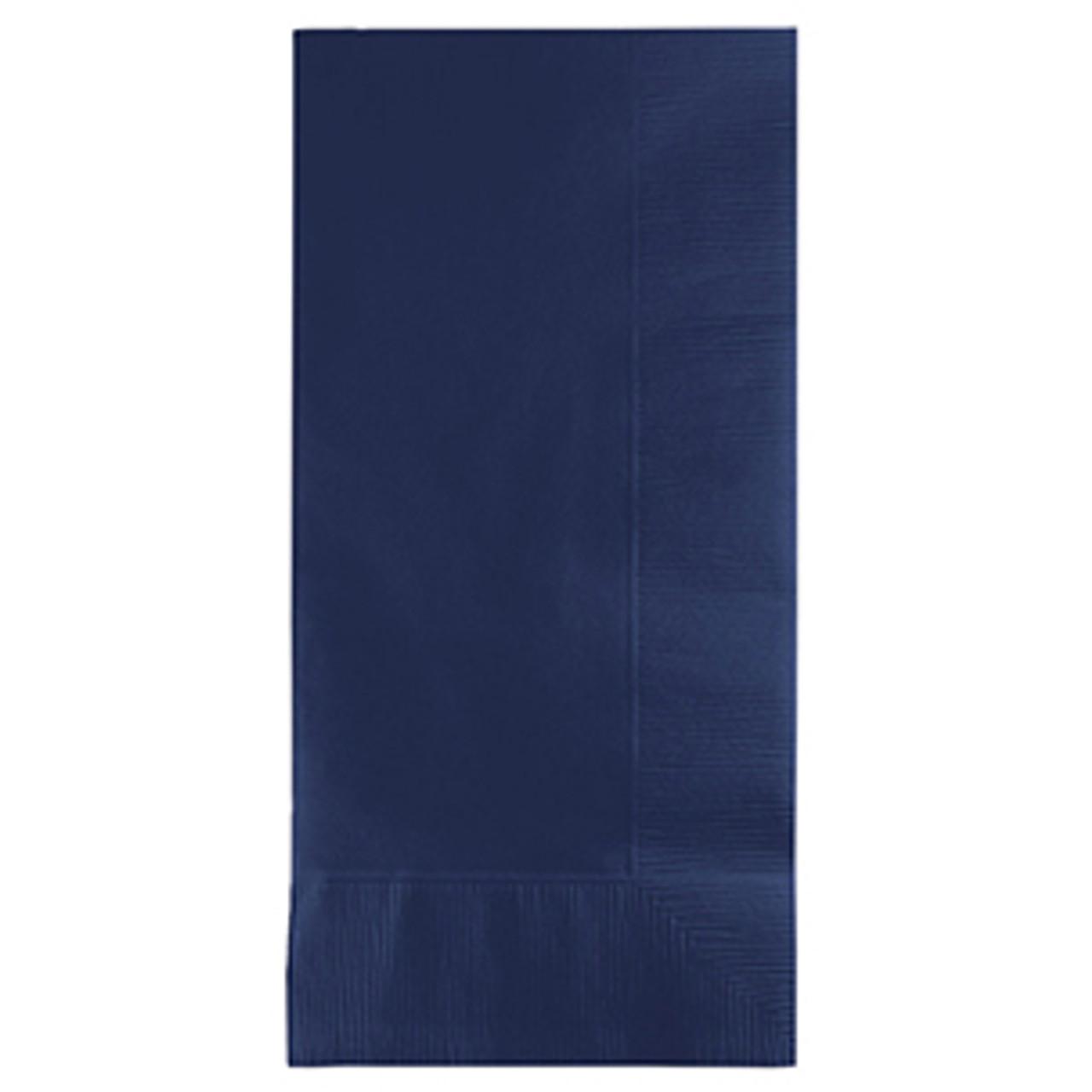 Navy Blue Dinner Napkins