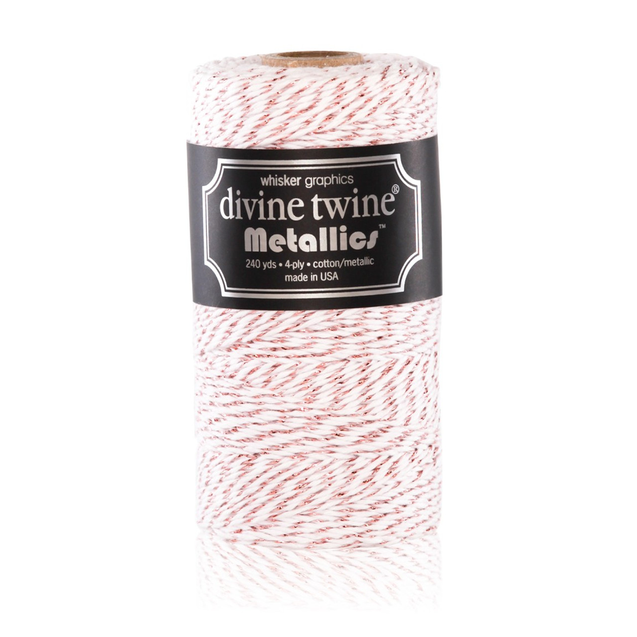 Rose Gold Divine Twine