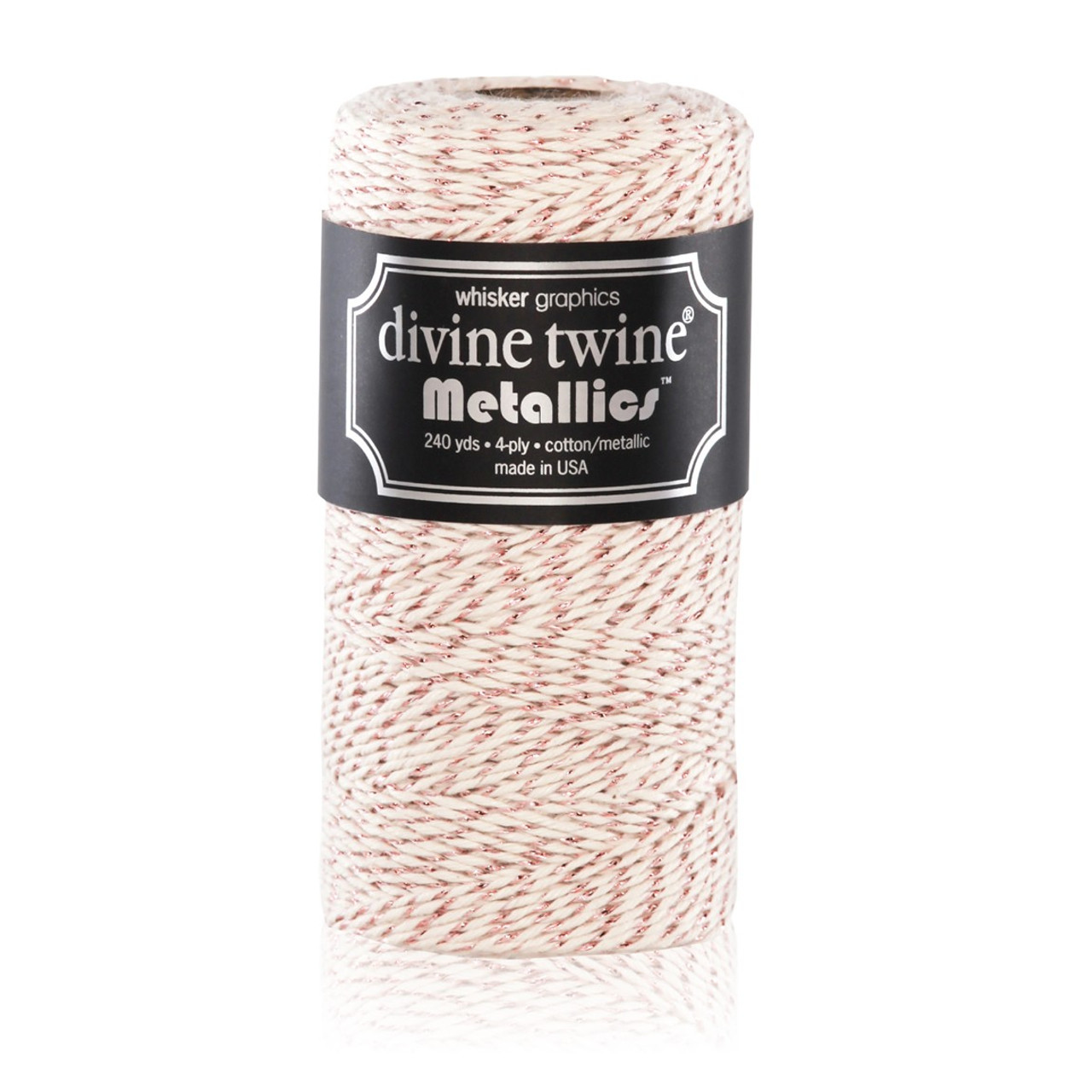 Rose Gold Vintage Bakers Twine