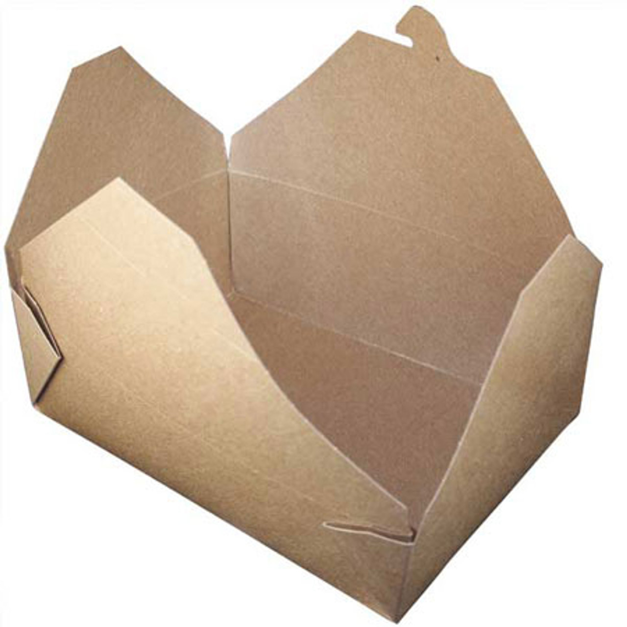 Brown Kraft Take Out Food Container #3