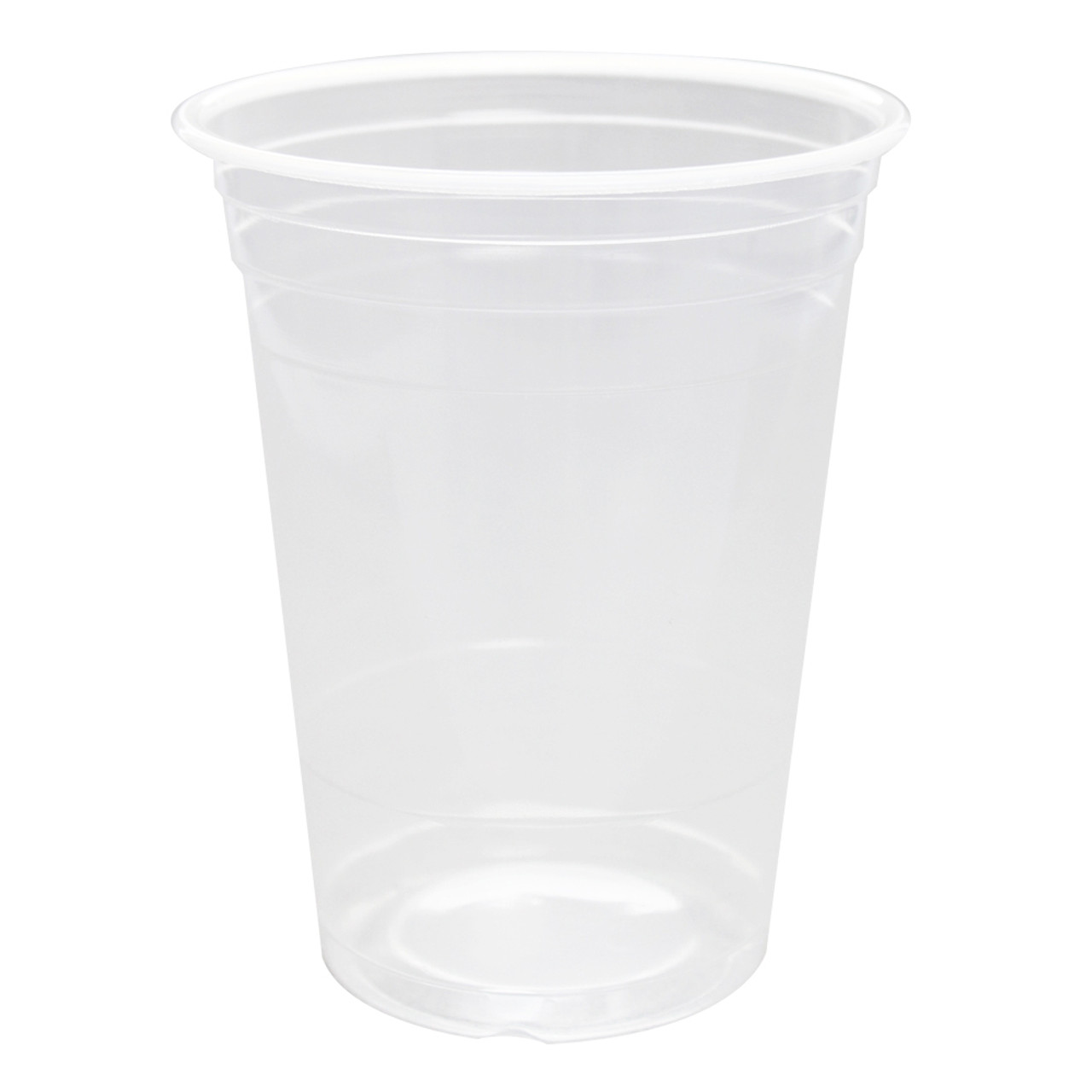 16oz Clear Compostable Cold Cup