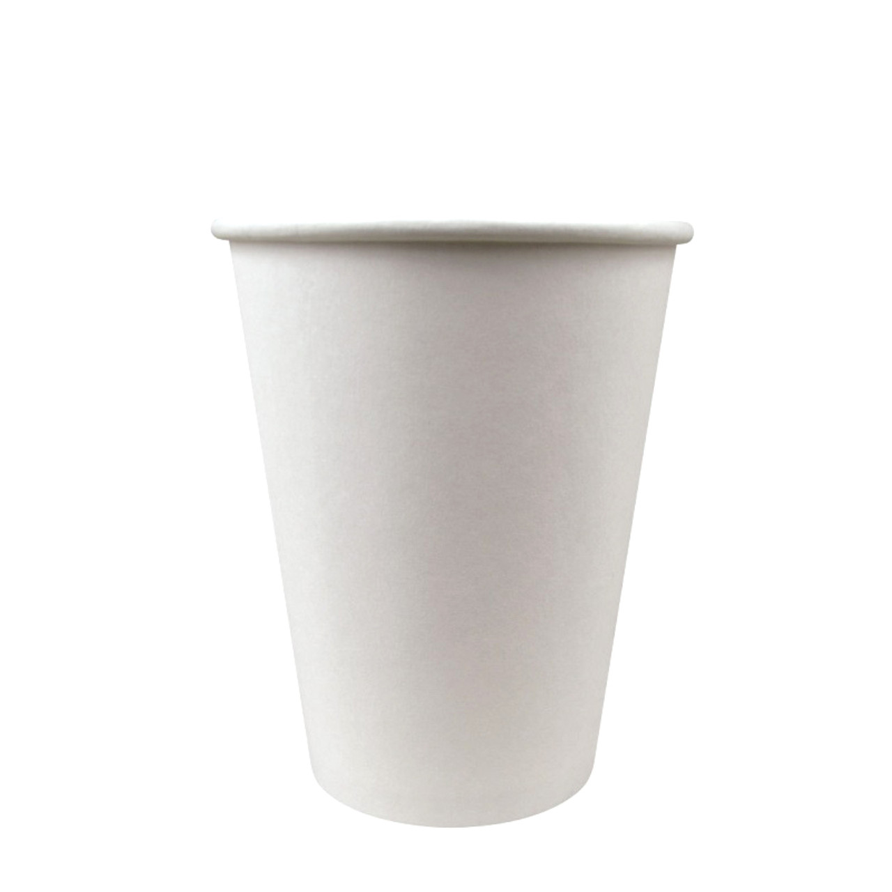 White Hot Cups - 12oz