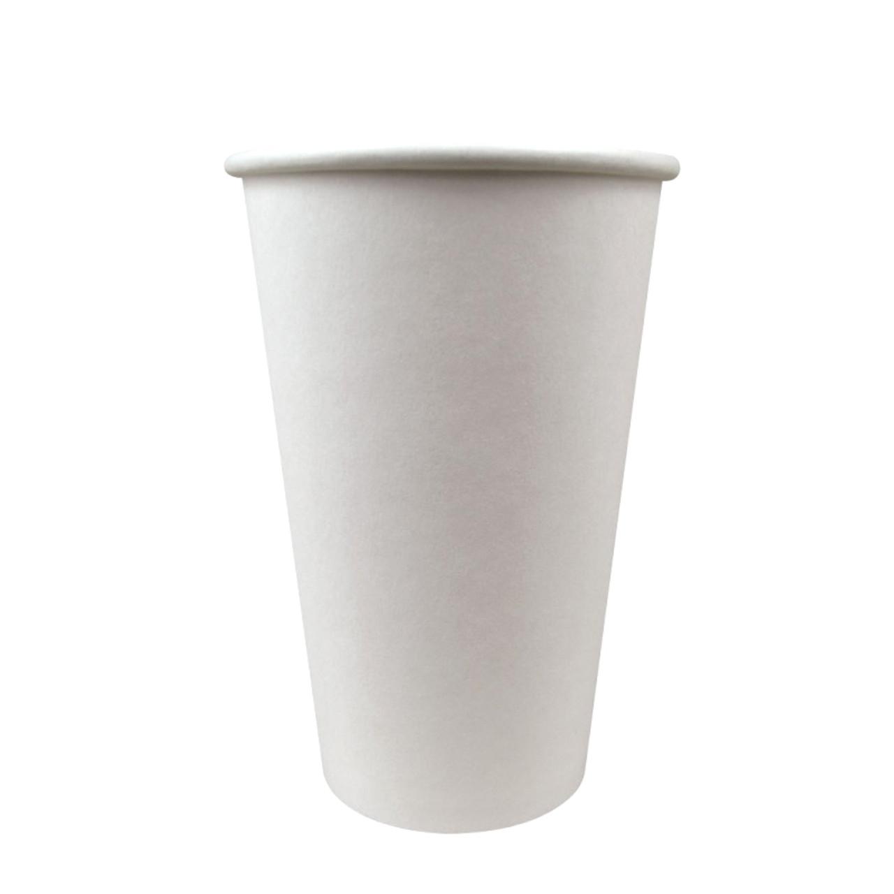 White Hot Cups - 16oz
