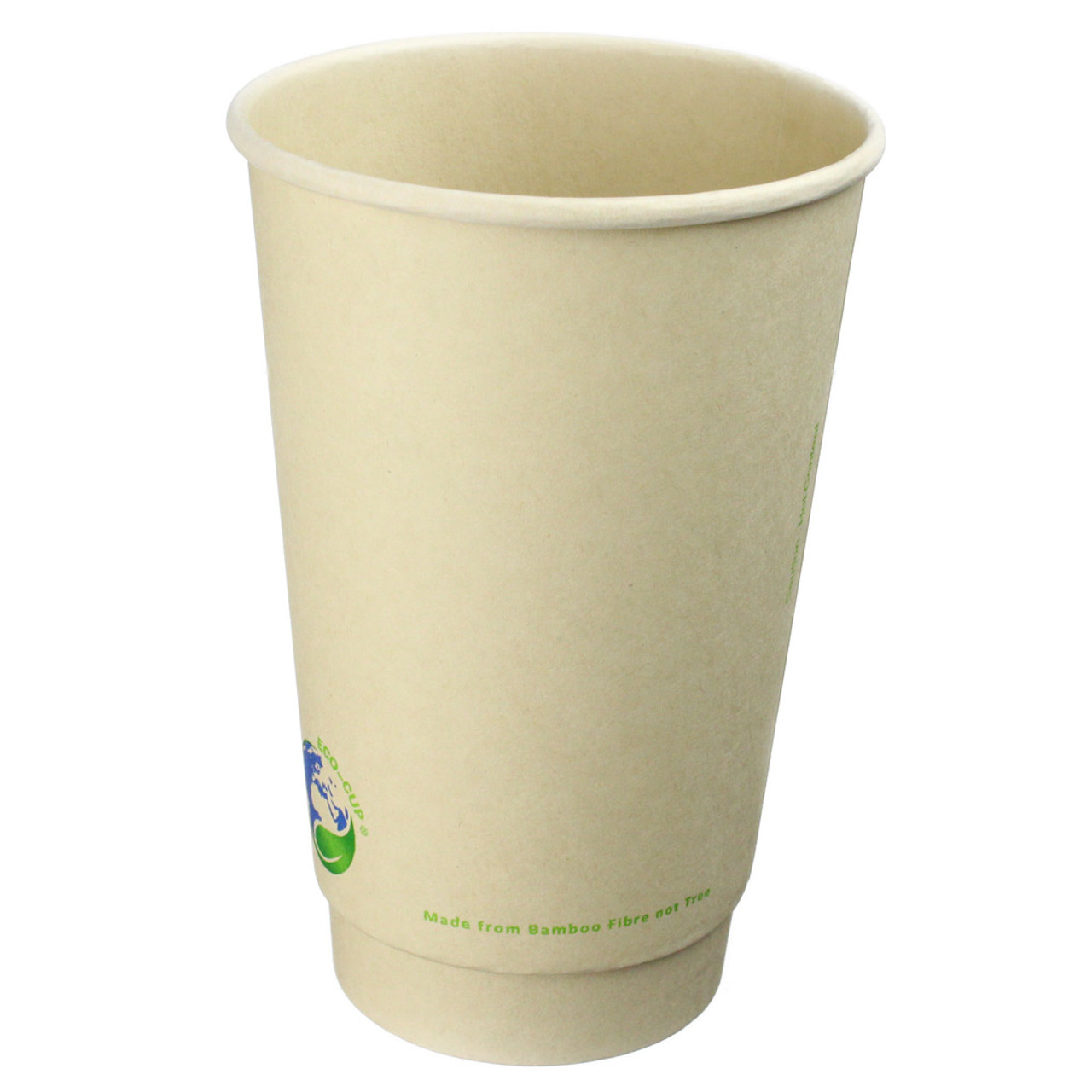 Insulated Compostable Bamboo Hot Cups