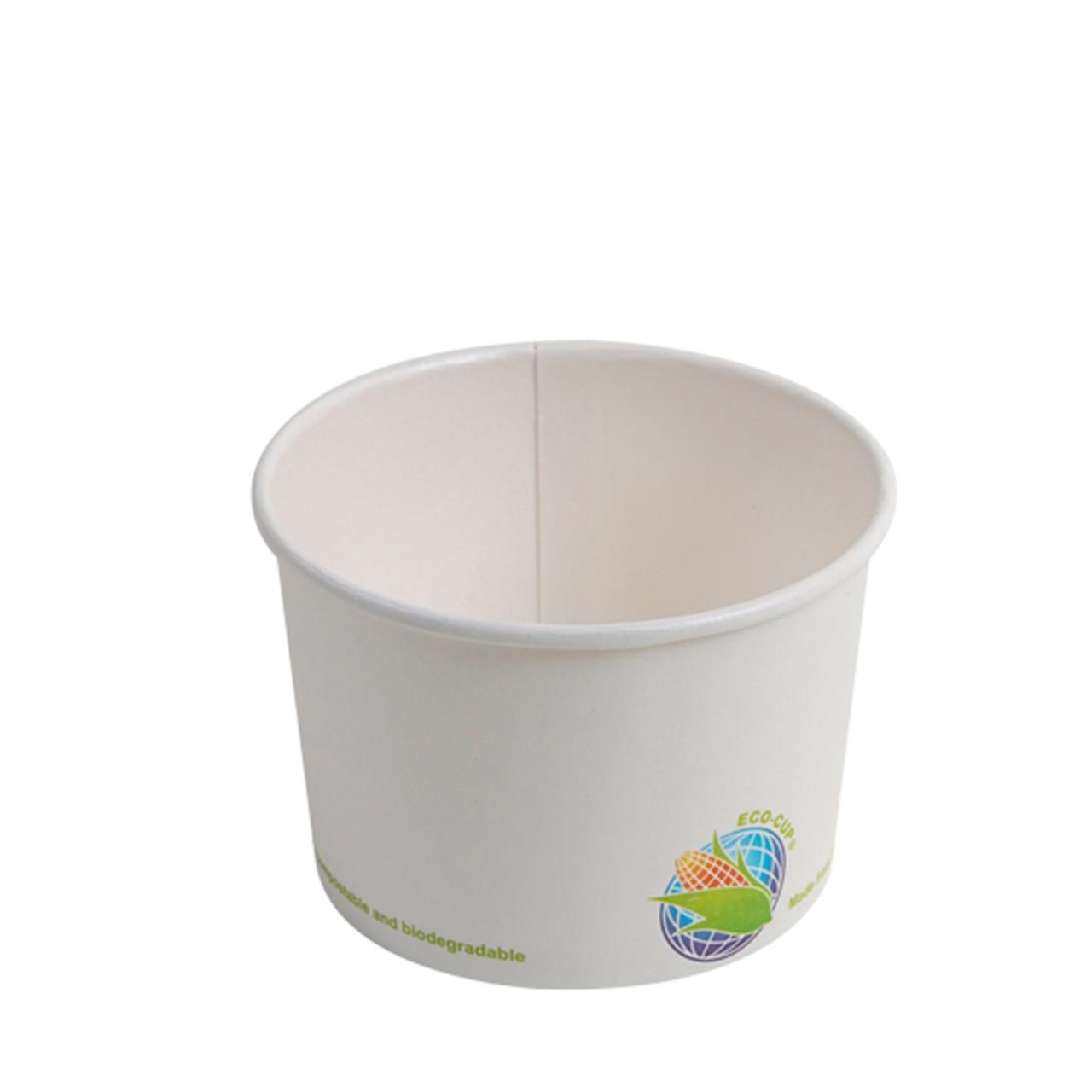10oz paper soup container