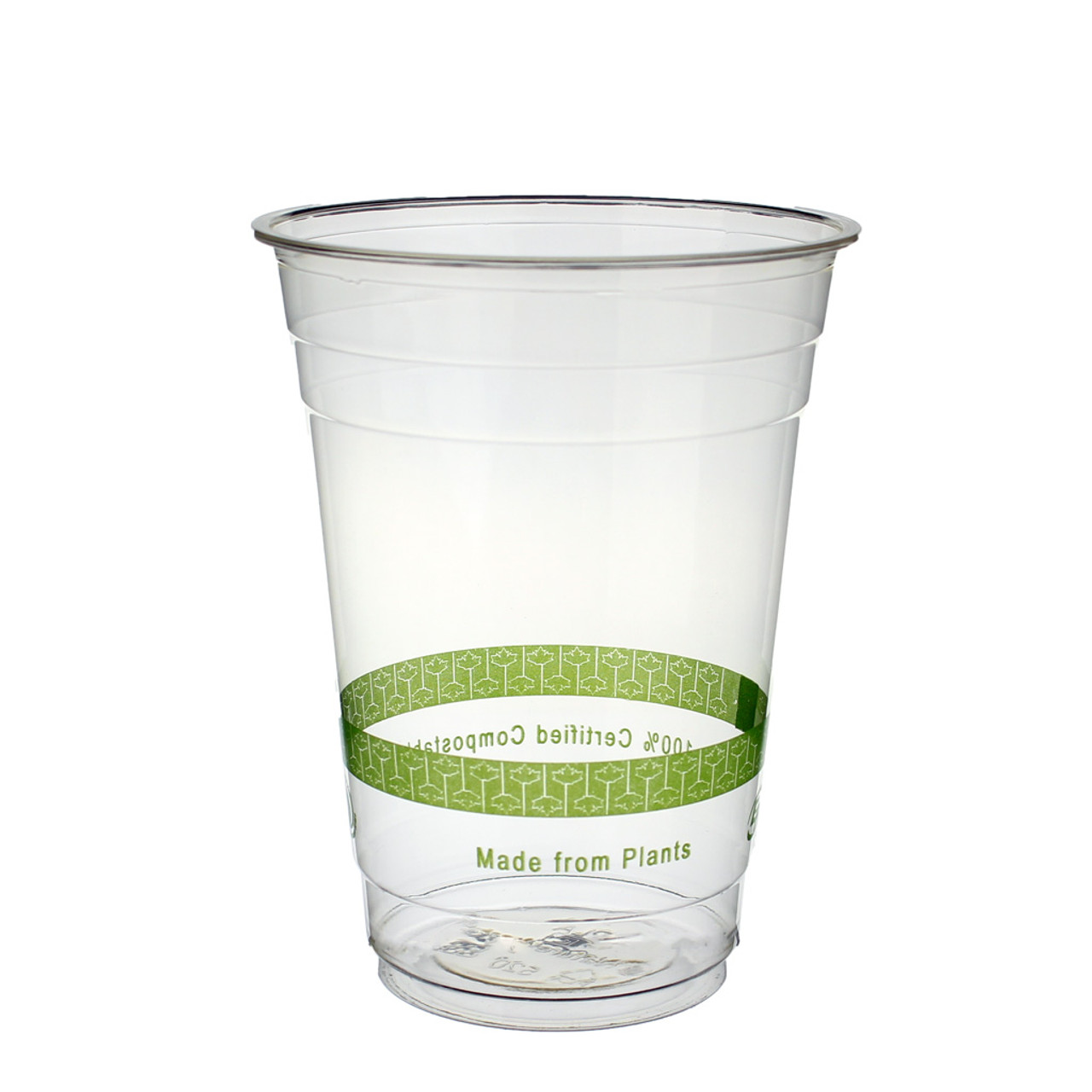 16oz Compostable Cold Drink Cups