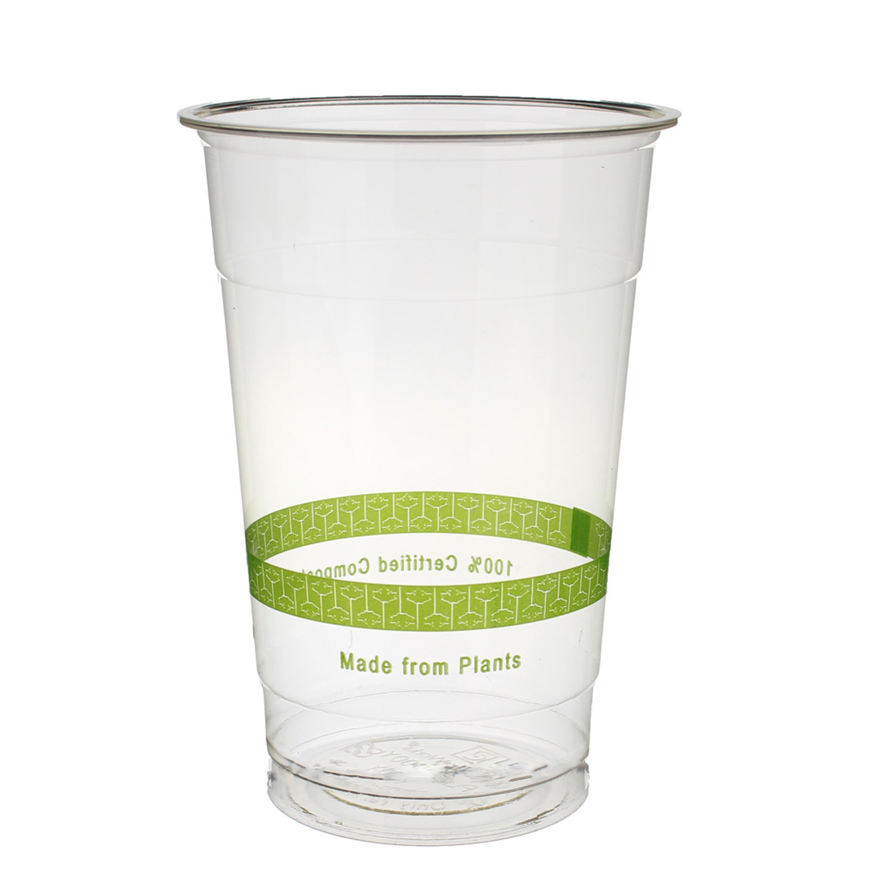 Cold Cups - Maple Stripe(96mm) - 20oz - Case of 1000