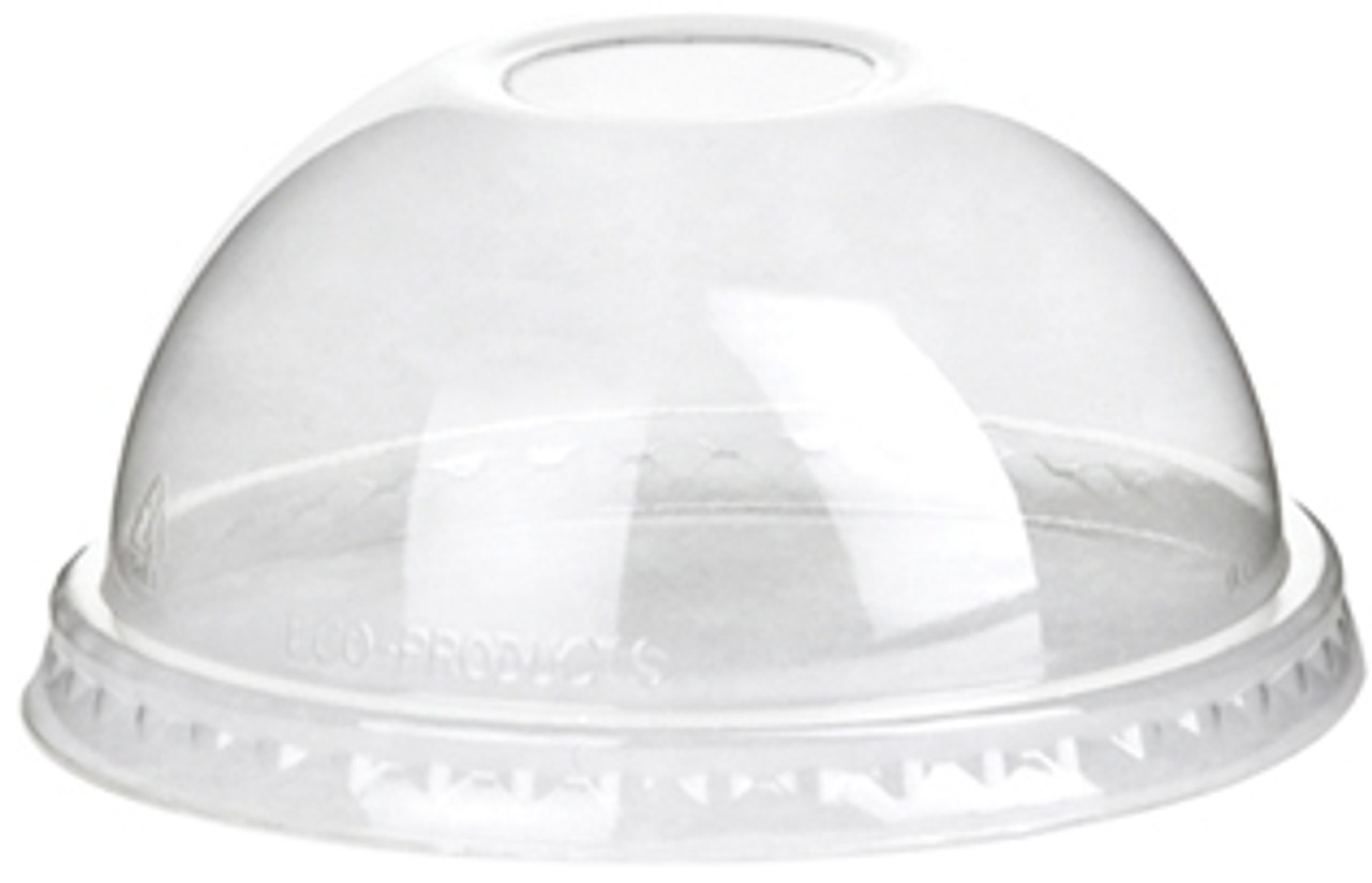 Dome Lid Without Hole for GreenStripe Cold Cups