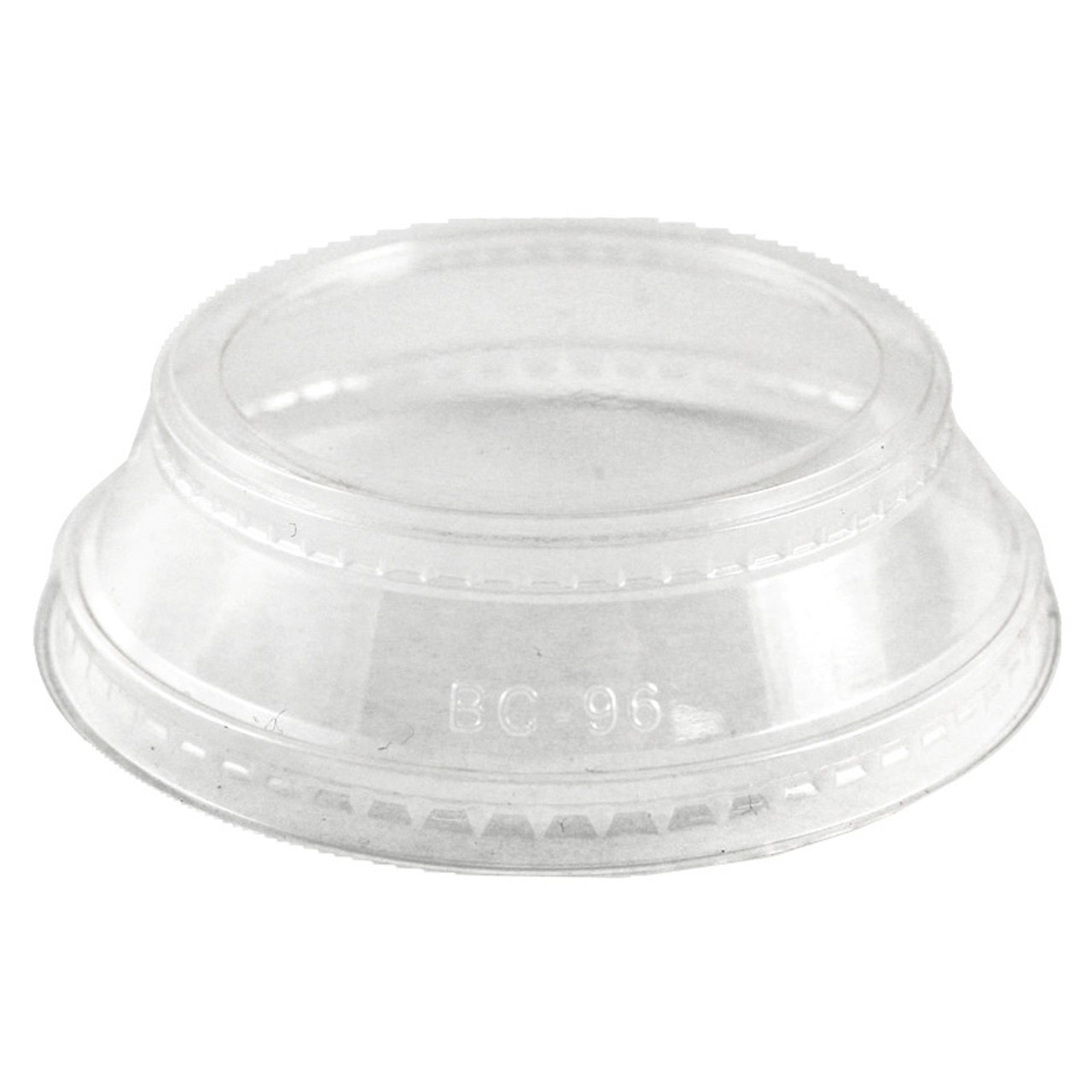 Semi Dome Lid for EP 96mm Cold Cups