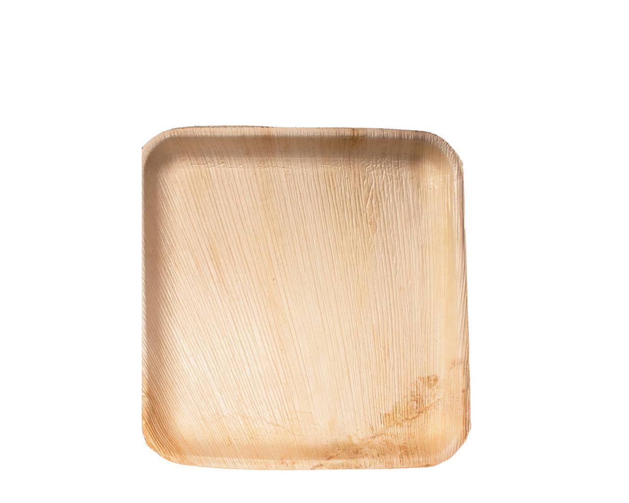7x7 palm leaf plate