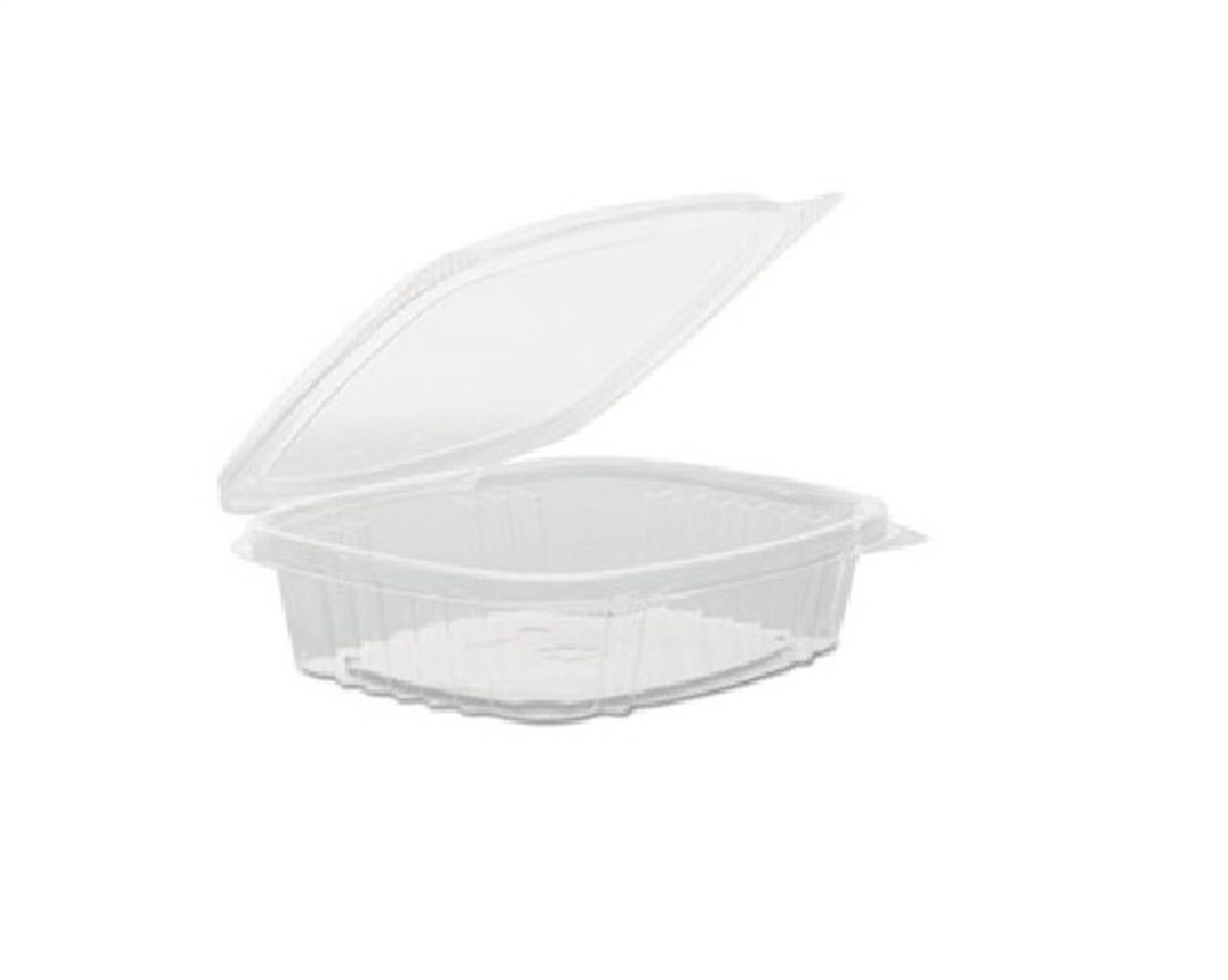 Hinged Rectangular Deli Container - 48oz
