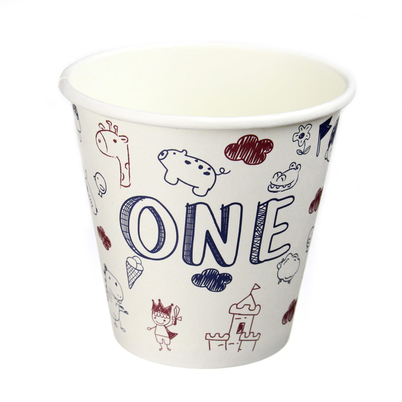 Compostable Kids Cups - Back