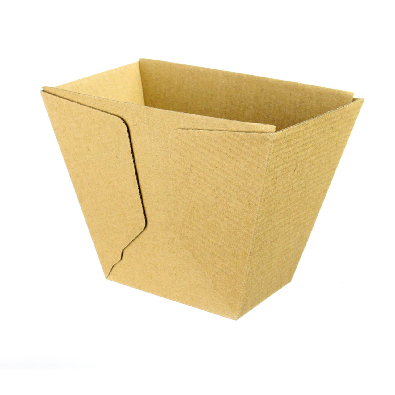 Kraft Corrugated Chip Cup - Case of 500