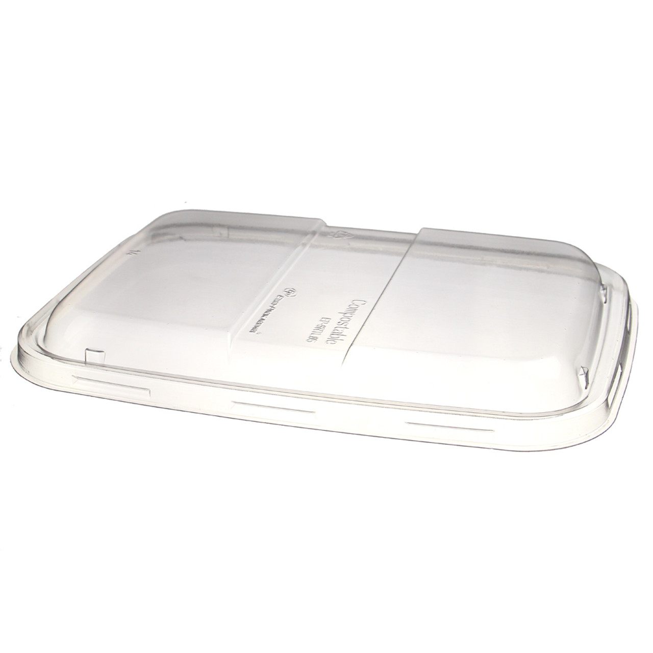 Sugarcane Takeout Container - 28oz Lid