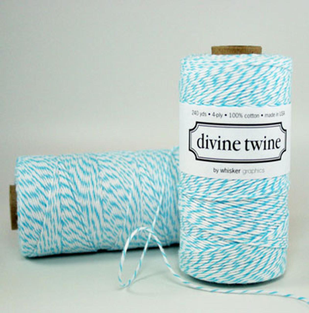 Aqua Divine Twine