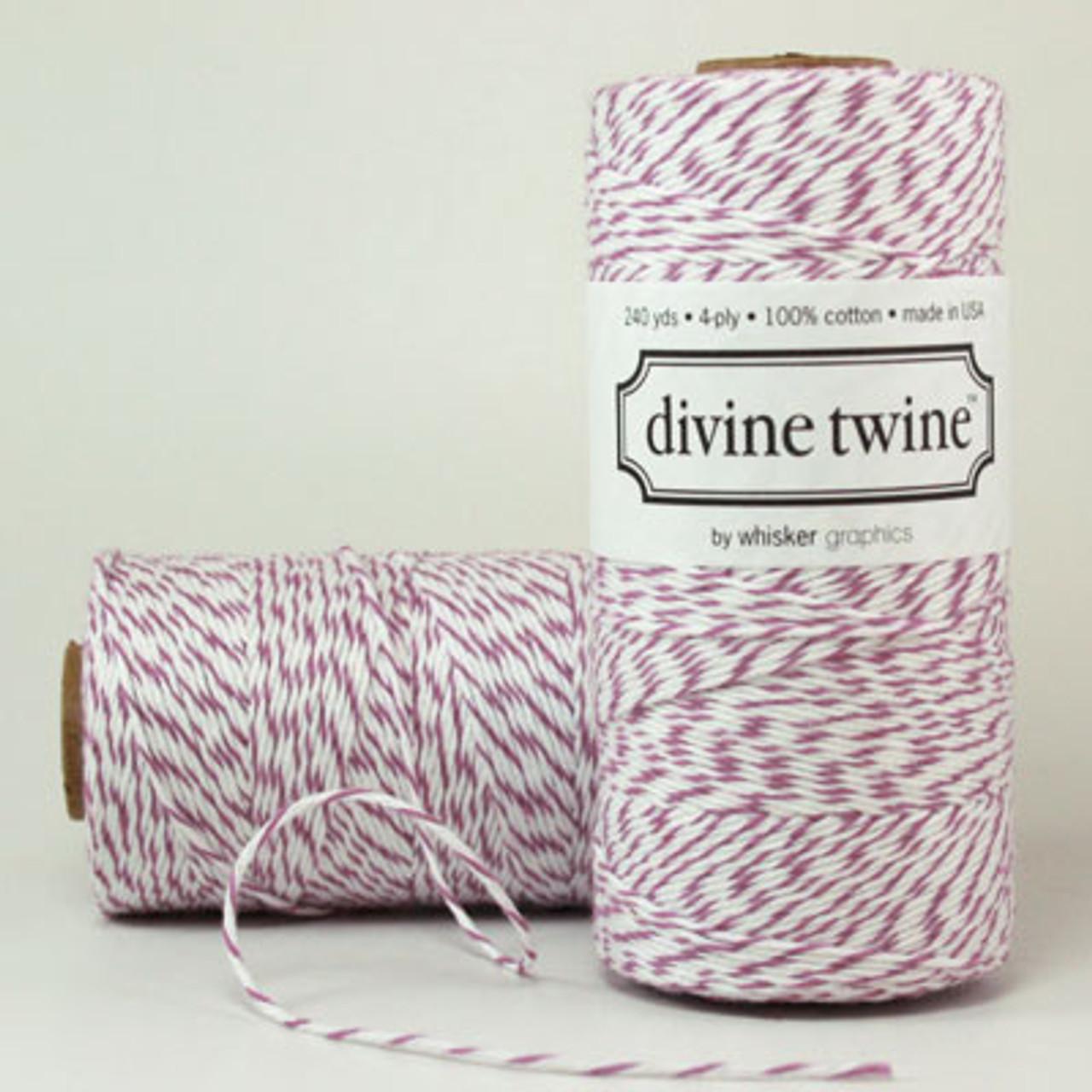 Purple Plum Divine Twine