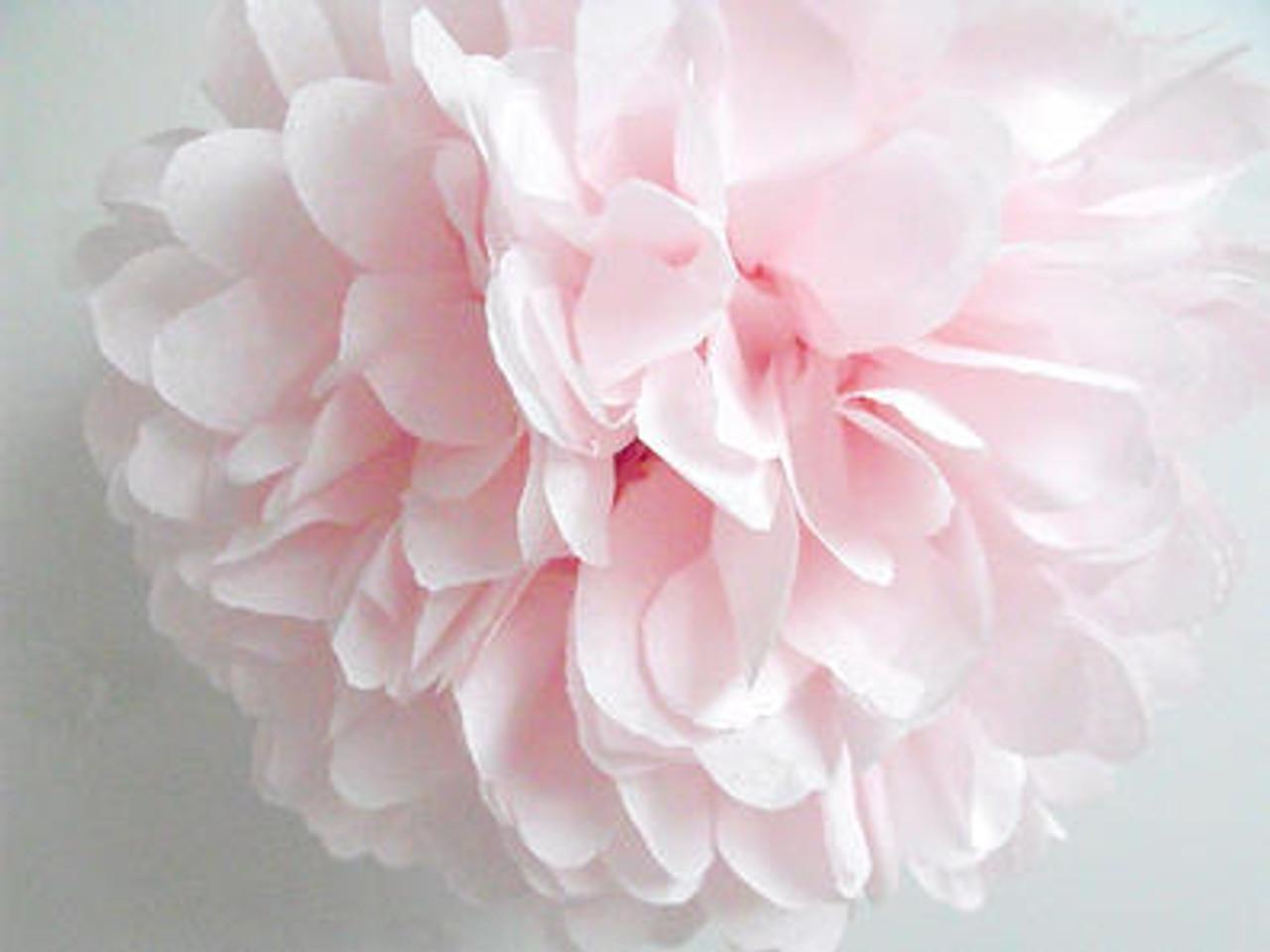 Tissue Paper Pom