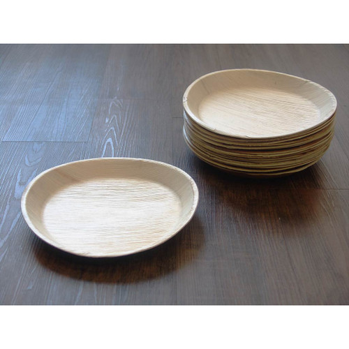 Large Palm Leaf Plate