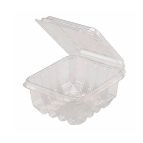 Clear Vented Berry / Veggie Container - Pint