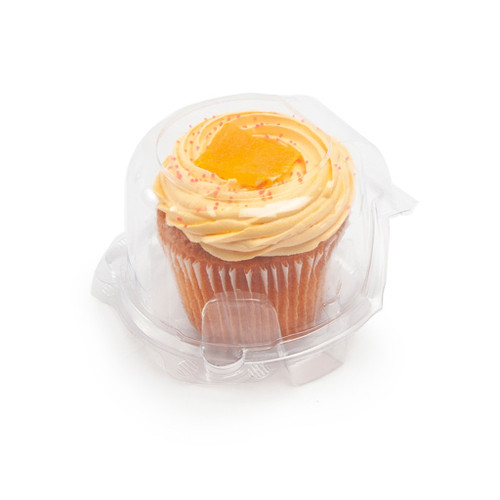 Single Serve Regular Cupcake Container