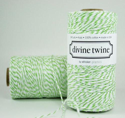 Green Divine Twine