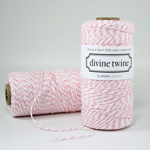 Pink Divine Twine