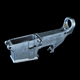 AR-15 80% Lower, Forged, 1 Pack - Raw