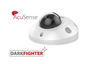 Hikvision DS-2CD2546G2-IS-2.8MM Lens IP 4MP Acusense Network IR Dome Camera With Built In Audio IP6 IK08 Rated