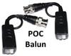 POC Single Channel HD TVI/CVI/AHD Balun Video Transmitter & Receiver For POC Cameras
