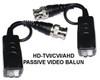 Single Channel HD TVI/CVI/AHD Balun Video Transmitter & Receiver 12V 24V DC-AC