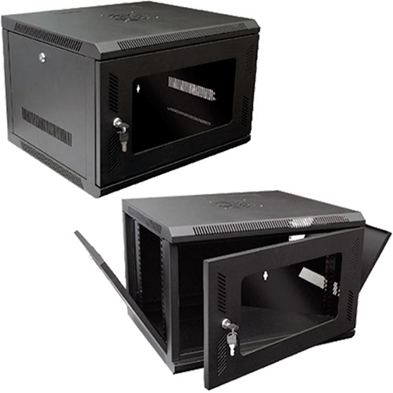 Data Wall Cabinet 4U 600mm