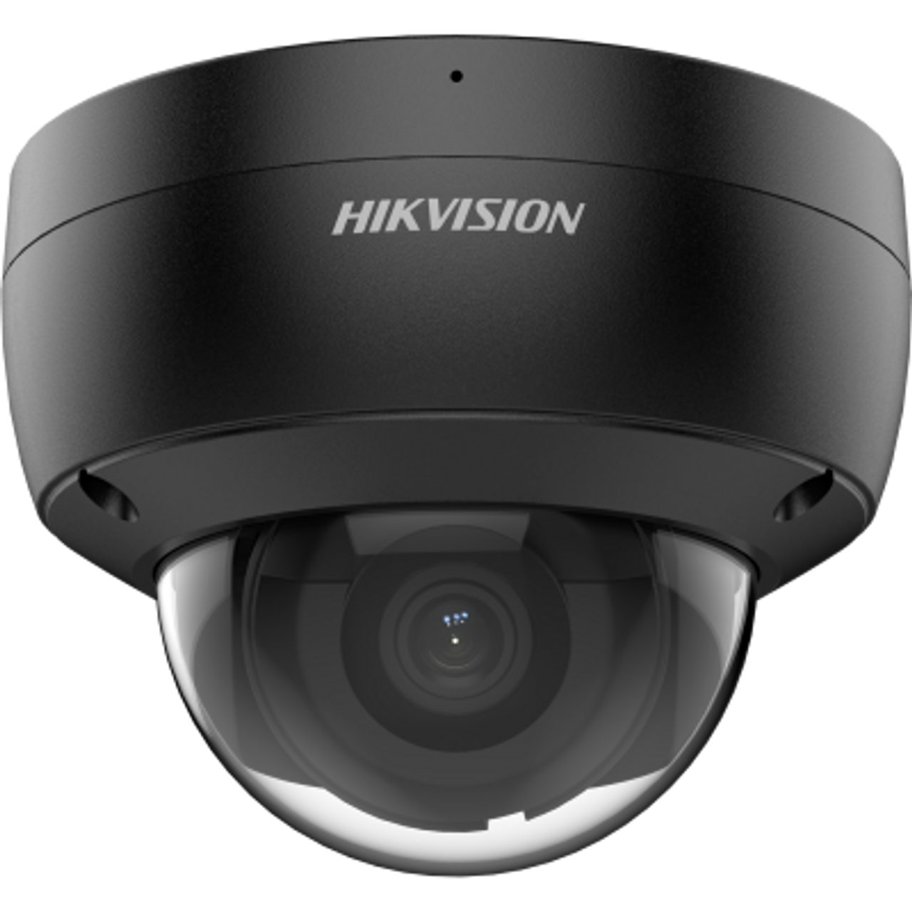 Hikvision AcuSense DS-2CD2146G2-ISU Black 2.8mm Lens 4MP Darkfighter Internal Dome Camera With IR & Built-in mic