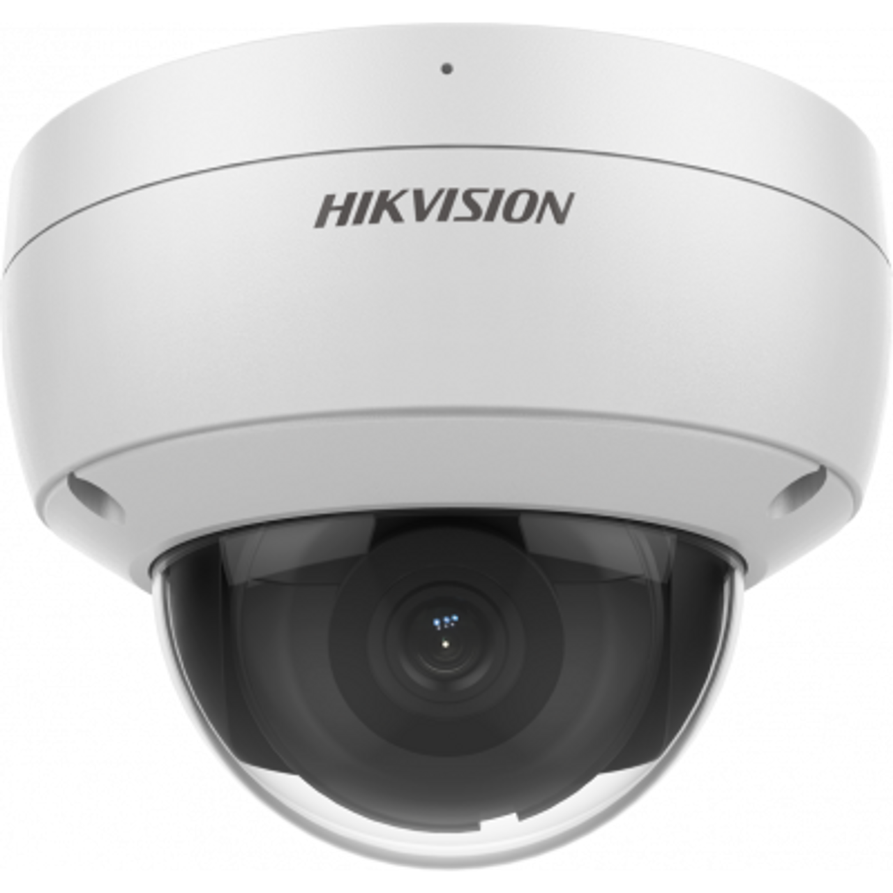 Hikvision AcuSense DS-2CD2166G2 2.8mm Lens 6MP Internal Vandal Dome Camera With IR, Built-in mic