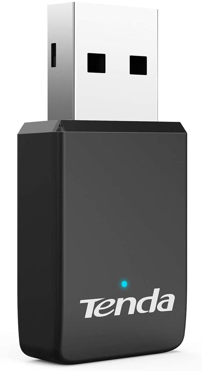 Tenda U9 11AC USB Wifi Adapter-Dual Band 2.4/5G USB Dongle